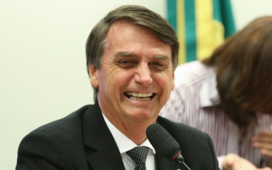 Número de WhatsApp do Bolsonaro