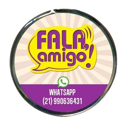 Número de WhatsApp do Fala, Amigo