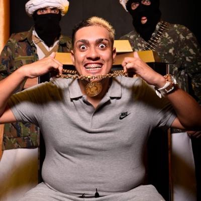 Cachê do MC Bin Laden